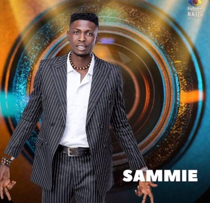 Sammie Has Been Evicted From The Big Brother House
