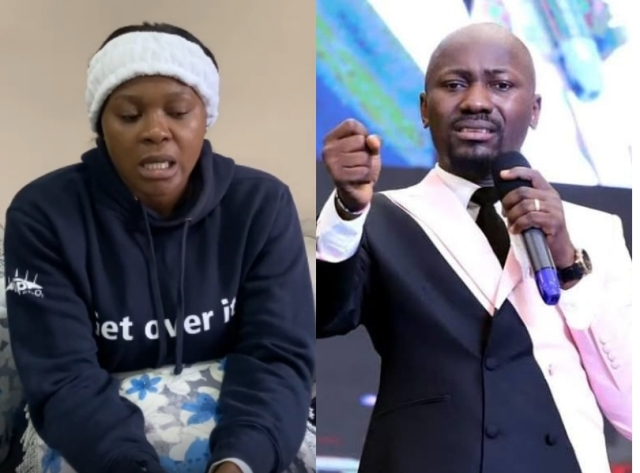'Apostle Suleman Slept With Me', Actress Ifemeludike Alleges