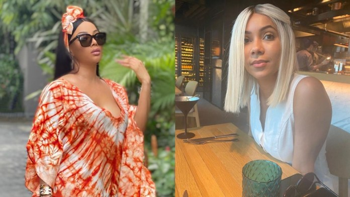 Toke Makinwa Speaks On Why Maria Was Evicted From BBNaija