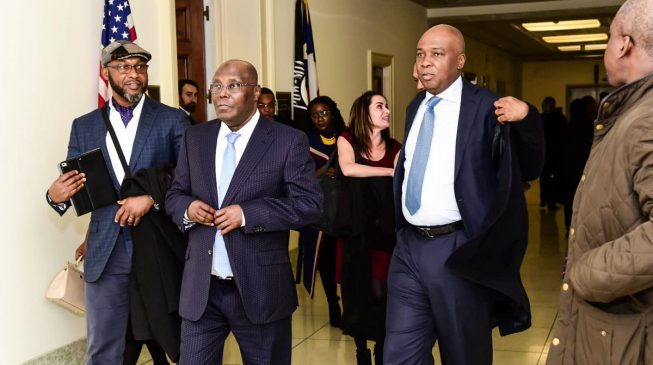 2019 Election: Documents Show Atiku Paid $16.5 Million To Secure U.S. Visa, Destroy Buhari Campaign