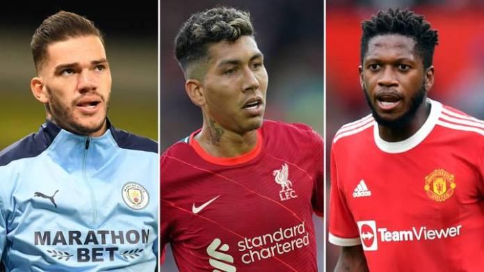 EPL: FIFA Bans Alisson, Firminho, Thiago, Ederson, Fred, Three Others For Weekend Games