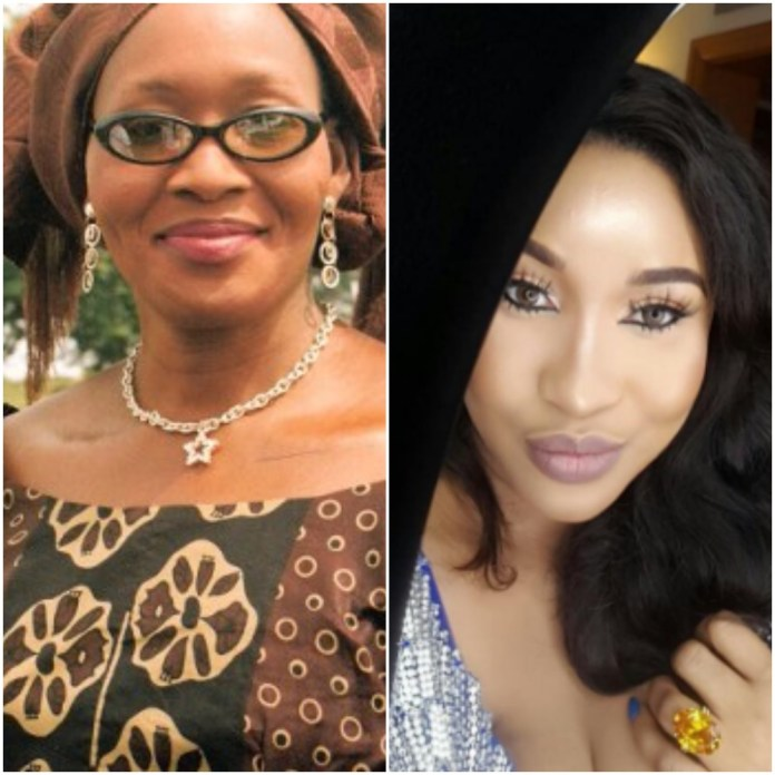 Tonto-Kpokpogri: 'Your Children Are Watching And Are Clicking SAVE' - Kemi Olunloyo