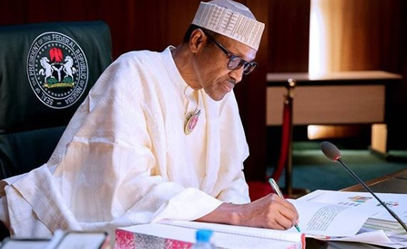 Buhari Seeks National Assembly's Approval For Fresh $4bn, €710m Loan
