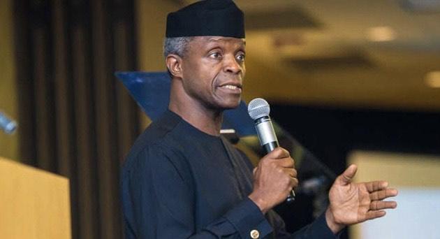 VP Osinbajo Asks Press To Silence Biafra, Yoruba Nation Agitators