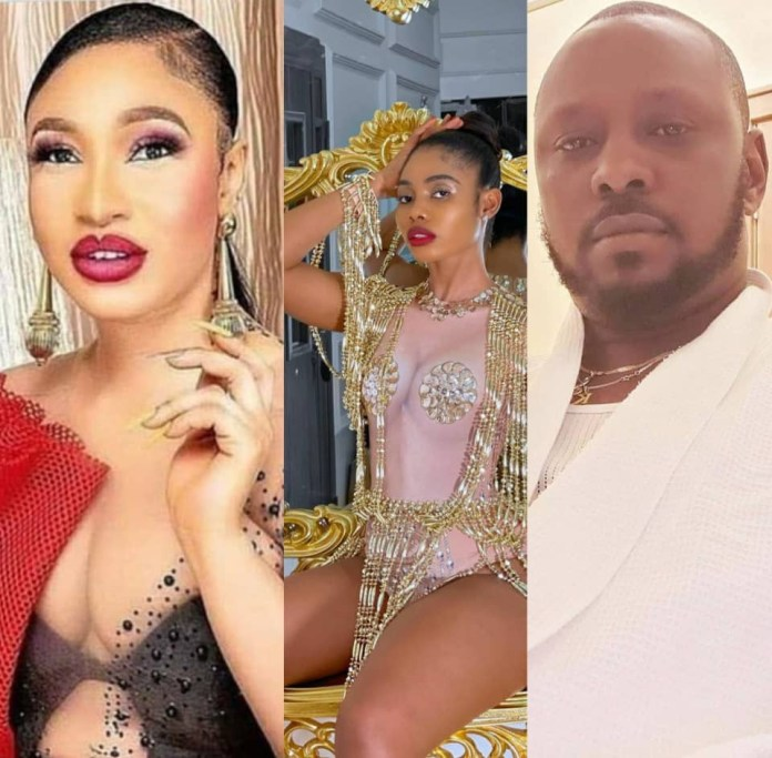 N10Billion Suit: Kpokpogri Has So Much Of Your Sex Tapes In His Possession - Tonto Dikeh Alerts Dancer, Janemena,