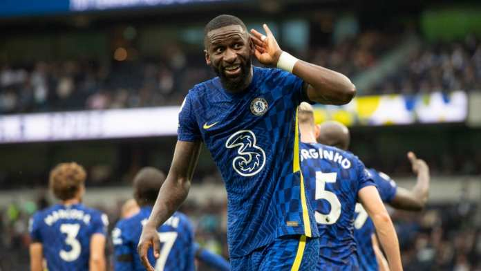 Antonio Rudiger Looking To Become One Of Chelsea's Highest Paid Players