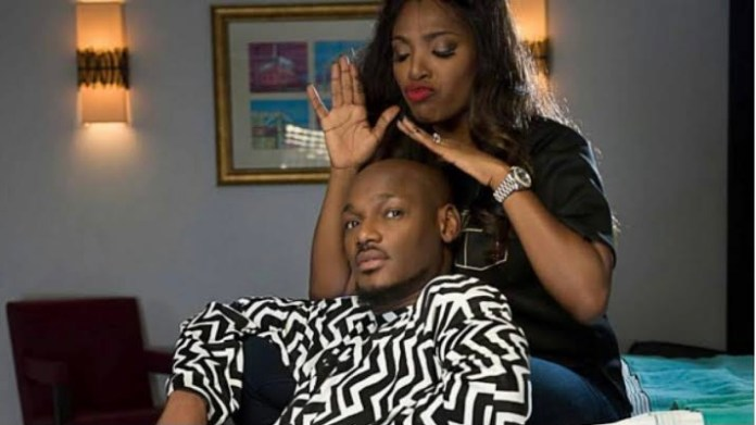 JUST IN: TuFace Flees To The US After A Fight With Annie. Annie Blows Hot, Pero Pregnant