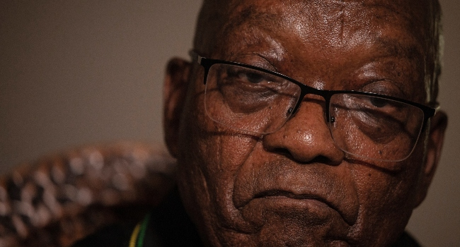 South Africa's Ex-President Zuma Granted Parole On Medical Grounds