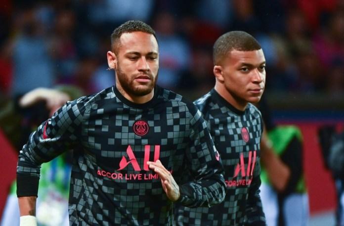 Kylian Mbappe Admits To Calling Neymar A 'Tramp'
