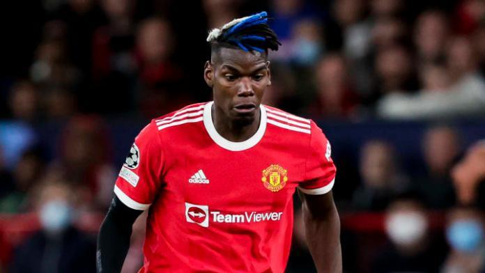 Paul Pogba Not Hiding Desire To Extend Man Utd Contract