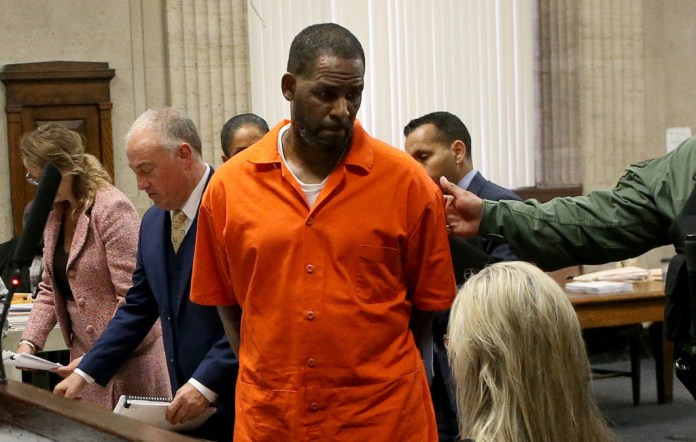 YouTube Deletes R. Kelly's Channels After Sex Crime Conviction