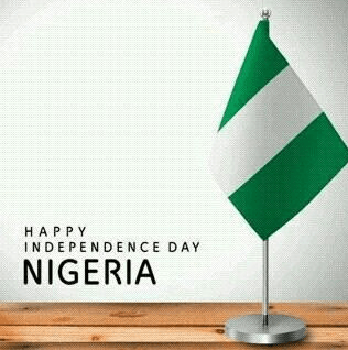Happy 61st Independence Day Dear Nigeria!