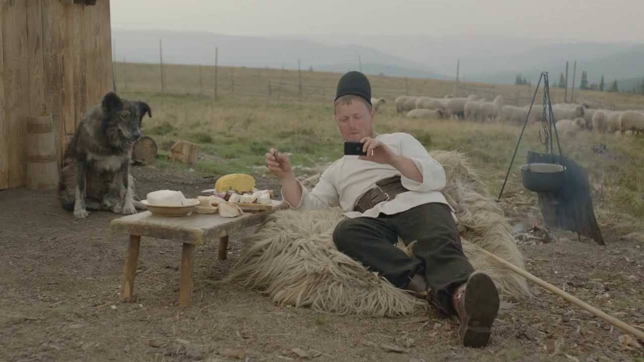 VIDEO. Ghiță Ciobanul – nominalizare la cel mai important festival de publicitate