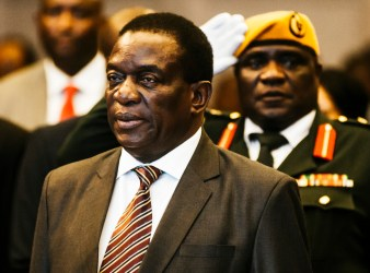 Mnangagwa leaves for United Nations