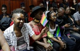 Kenya set for gay sex ruling
