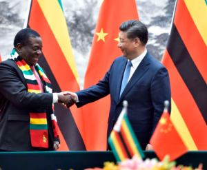 China says Zimbabwe is understating financial support