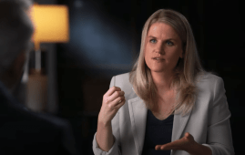 Frances Haugen reveals Facebook prioritised growth over safety