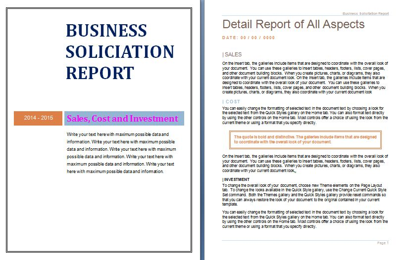When to Use a Business Report to Communicate Instead of a Business Letter