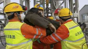 Trapped for 2 weeks, 11 workers rescued from China gold mine