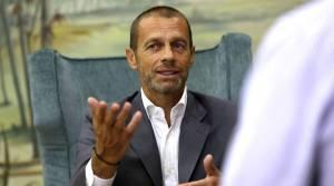 European Cup, UEFA President Aleksander Ceferin, Euro cup pandemic, Covid-19
