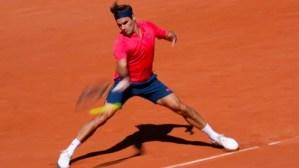 French Open: Roger Federer marks return to Grand Slam tennis with crushing win over Denis Istomin