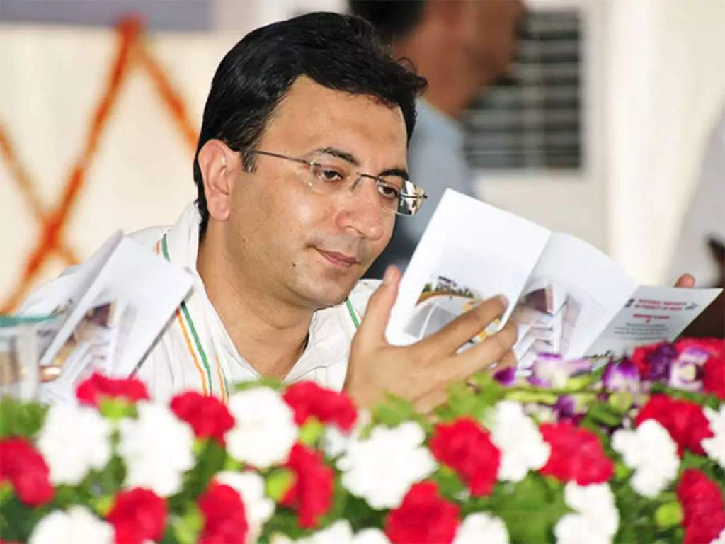 Jitin Prasada News: Wearing father's 'shoes' Jitin Prasada lost 3 consecutive elections, what charisma will be able to show in BJP?