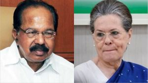 Veerappa Moily has a message for the Congress party and Sonia Gandhi will be a fool to ignore it