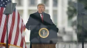 Trump, US capitol siege, US capitol insurrection, US capitol police, Indian express, indian express news, world news