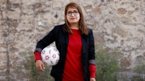 Former Afghanistan footballer Fanoos Basir on Taliban takeover: No future for women like me now