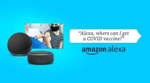 Alexa, COVID-19 vaccination, COVID-19, nearest COVID-19 vaccination centre, COVID-19 vaccine, COVID-19,