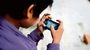 According to a survey, 53% of children have a smartphone by age 11