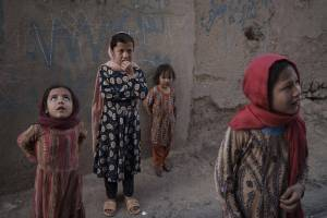 After Afghans fell from plane, families live with horror
