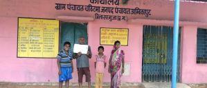 Divyang Ramanandan got continuous employment from MNREGA as per capacity