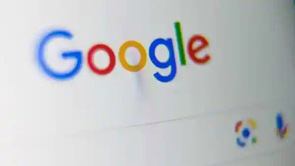 Google logo, displayed on a tablet screen, (AFP)