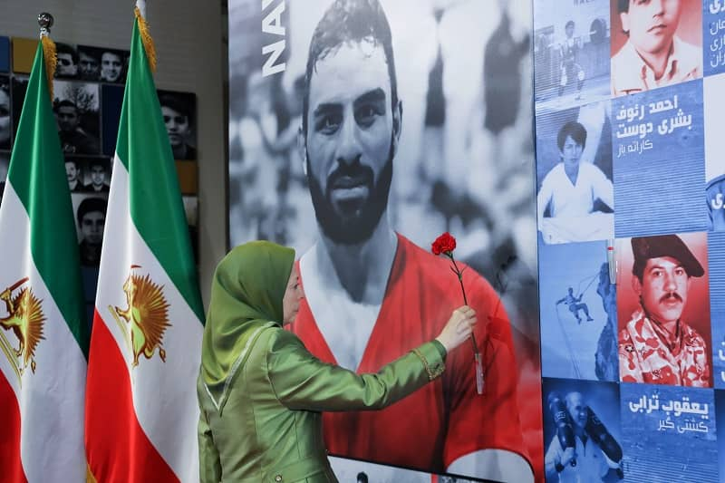Iran: A year ago the Islamic regime executed wrestler Navid Afkari, now his siblings arrested, family harassed