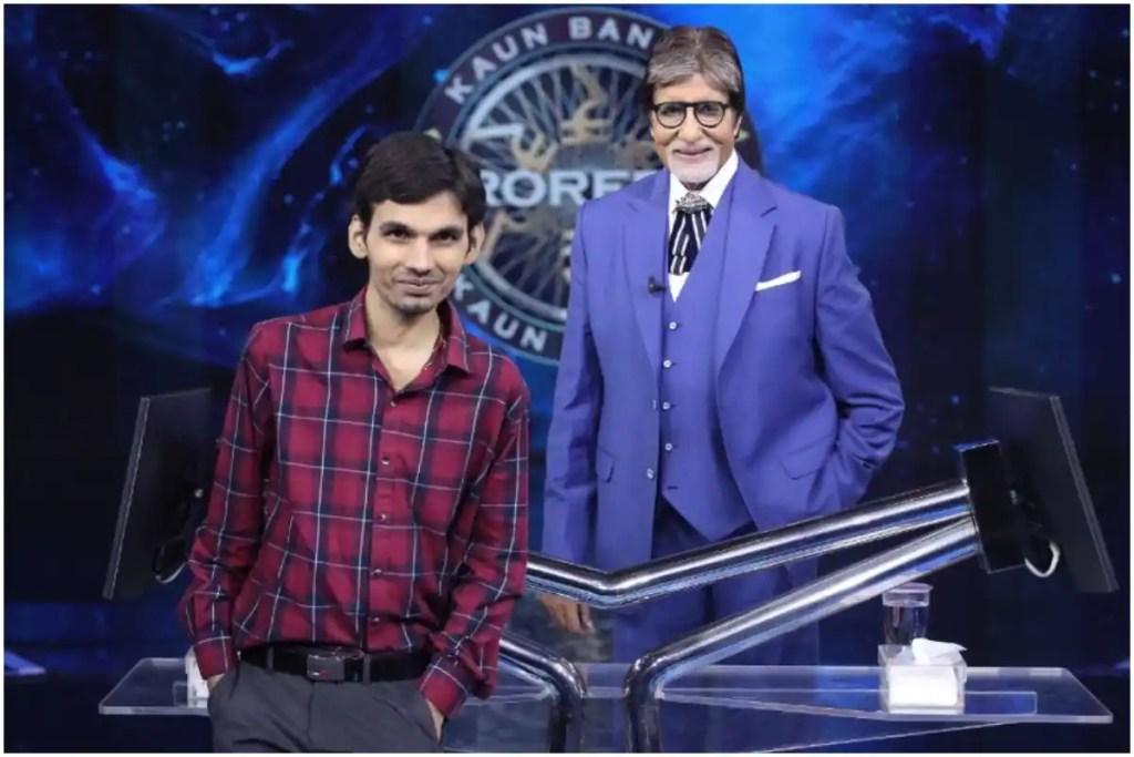 KBC 13: Pankaj Kumar Singh, Who Suffers Juvenile Ankylosing Spondylitis, Feels Like He Has Attained Nirvana on Meeting Amitabh Bachchan