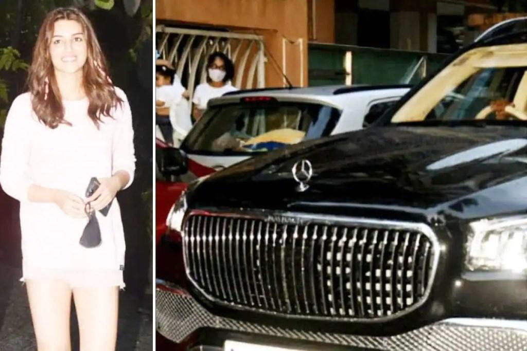 Kriti Sanon Buys Swanky Mercedes-Maybach GLS 600 4Matic Worth Rs 2.43 Crore