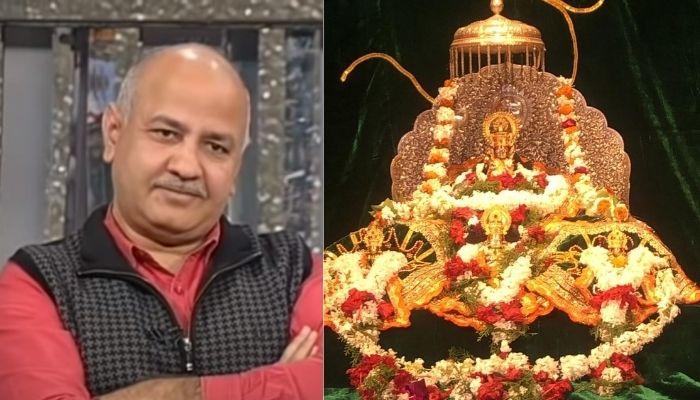 Manish Sisodia, who wanted 'university' instead of Ram Mandir, has change of heart