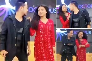 Pawandeep Rajan-Arunita Kanjilal Dance Like Nobody