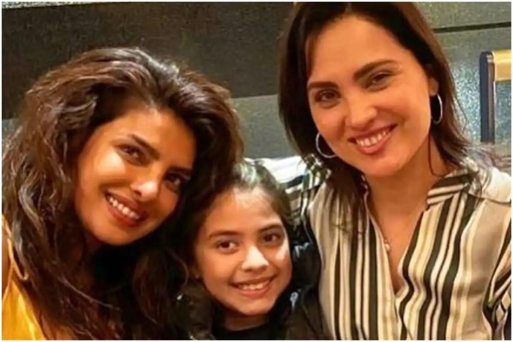 Priyanka Chopra Celebrates 21 Years of Friendship With Lara Dutta, Says