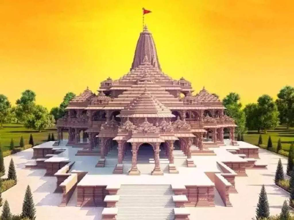 Ram Mandir: By September 20, the foundation of Ram temple will be ready, 6 small temples will be built on the parikrama route