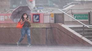 Shanghai suspends schools, flights as typhoon approaches China