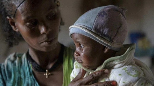 Starvation in Tigray