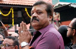 There shouldn't be political discrimination in respecting people, says actor-turned-MP Suresh Gopi