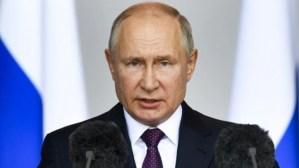 US achieved 'zero' in Afghanistan, says Russian President Vladimir Putin