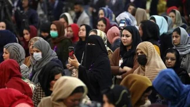 Women can study in gender-segregated universities, says Taliban