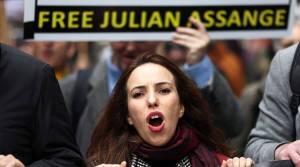 Julian assange, wikileaks, Stella moris, Julian Assange extradition, CIA, Trump, World news, Indian express, Indian express news, current affairs