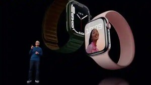 Apple had bumped up the screen size on Watch Series 7 to 41mm and 45mm.