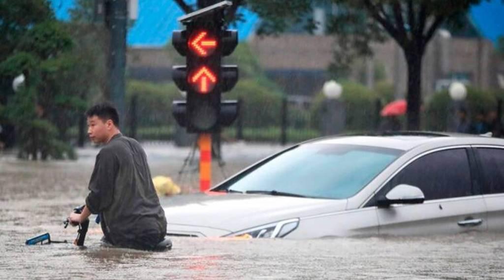As floods ravage China, 14 dies after bus falls Off bridge