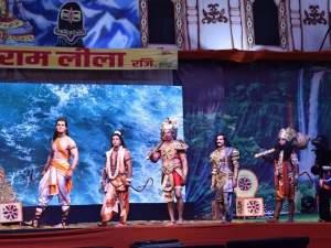 Ayodhya News: Ayodhya's film Ramlila ended with the victory of truth over falsehood